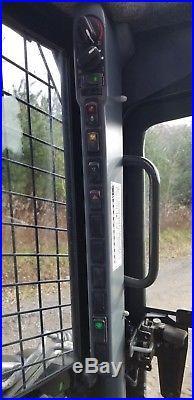 2015 New Holland L230 Skid Steer 439 Hours! Heat A/c Joysticks 2 Spd! Finance