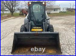2016 New Holland L216 Cab/heat/ac Only 444 Hours! Nationide Shipping Available