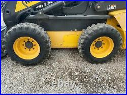2016 New Holland L228 Skid Steer, Orops, 2 Speed, Aux Hyd, Hand/foot Controls