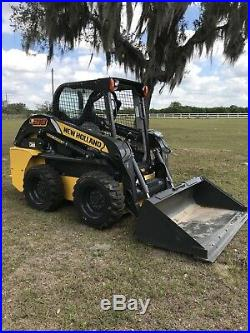 2018 BRAND NEW SKID STEER -New Holland L218-3hrs-60hp-2spd-Priced to sell quick