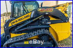 2019 New Holland Construction C245 COMPACT TRACK LOADER New