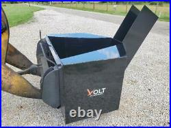 3/4 Yard Concrete Bucket Attachment Bobcat Skidsteer 200 Flat Rate Shipping