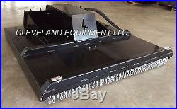 60 BRUSH CUTTER MOWER ATTACHMENT Skid Steer Loader 15-28GPM New Holland Mustang