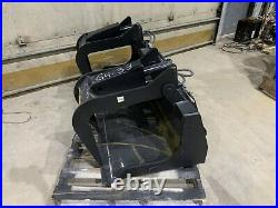 68 Inch Skid Steer Grapple Bucket Arrow Cat Bobcat Case ASV JCB Gehl Kubota New