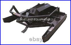 72 BLUE DIAMOND OPEN FRONT BRUSH CUTTER ATTACHMENT New Holland Case Skid Steer