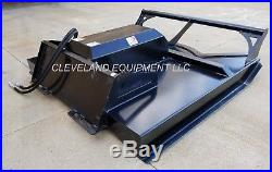 72 SD OPEN FRONT BRUSH CUTTER ATTACHMENT New Holland Skid Steer Loader Mower