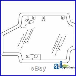 84415734G Case New Holland Skid Steer Door Glass SR, SV, L series