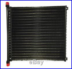 87014852 Hydraulic Oil Cooler for New Holland C175 L175 L180 Skid Steer Loaders