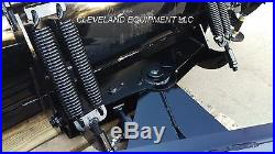 96 PREMIER SNOW PLOW ATTACHMENT Skid-Steer Loader Angle Blade Terex New Holland