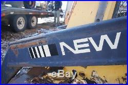 9611931 Loader Arms New Holland L554 Skid Steer