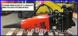 ALLIED RAMMER BR522 BREAKER ATTACHMENT Skid Steer Loader Case New Holland Hammer