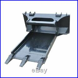 All States Concrete Claw Attachment Skid Steer