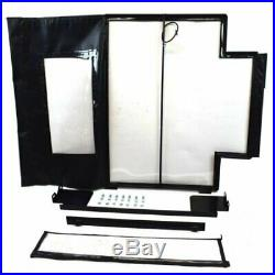 All Weather Enclosure Replacement Door Skid Steer Loaders L160 L170 New Holland
