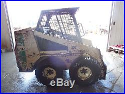Bobcat 542b Skid Loader Gas Engine, Deere Case Komatsu Gehl Newholland