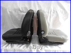 Black Or Gray Seat New Holland Ls120, Ls140, Ls150, Ls160, Ls170, Ls180, Ls190 #ol