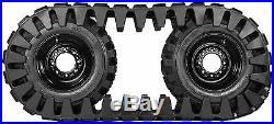 Bobcat 611 Over Tire Track for 10-16.5 Skid Steer Tires OTTs