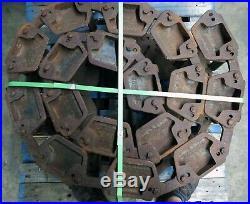 Bobcat New Holland Case Kubota JD Skid Steer 12 x 16.5 OTT Tracks by Grouser