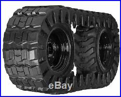 CASE 450 Skid Steer 2 Camso Extreme Duty Over-the-Tire Tracks Fits 12-16.5 Tir