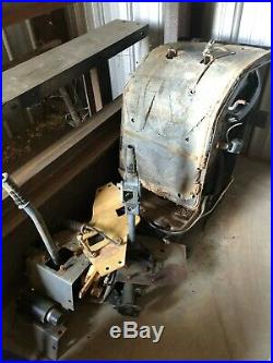 CONTROLS LINKAGE NEW HOLLAND SKID STEER LOADER LS190 LX985 may fit LX885 LS180