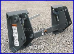 Case IH/New Holland SkidSteer Adapter14LA, 15LA, 16LA, 17LA, 18LA, LX114, LX116, LX118