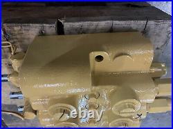 Control valve fits New Holland LX665 LX865 LX885 skid steer LX565