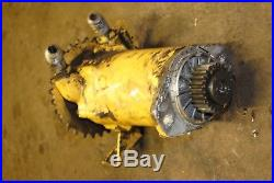 Drive Motor With Sprockets New Holland L554 Skid Steer