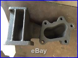Exhaust elbow Shibaura N844T 1.9 N844LT New Holland L175 LS170 skid steer