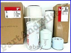 Filter Kit for New Holland LX865 LX885 Skid Steer Loader (NON EMISSIONIZED)
