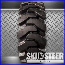 Flat Proof Skid Steer Tires 10-16.5 (WITH RIM) New Holland