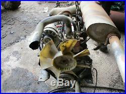 Ford New Holland 450/NC Diesel Engine GOOD RUNNER! 5.0 LX985 LS190 Skidsteer 304