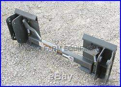 Ford/New Holland/Case IH Skid Steer Adapter 100TL, 110TL, 7106,7108,7308, L130
