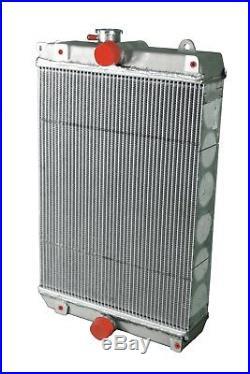 Ford New Holland Skid Steer Radiator C185 C190 L180 L185 L190 OEM # 87687377