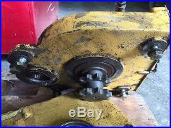 Gear Box & ChaIn for New Holland Skid Steer LX665, LS160