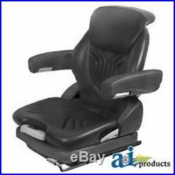 Grammer Msg65 Seat Skidsteer Const. Turf Case Bobcat John Deere New Holland