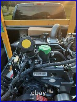 ISM Shibaura N844L Diesel Engine Fit New Holland/Case Skidsteer-Electronic Tier4