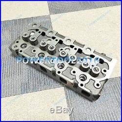 Kubota V1902 Cylinder Head w Valves 503323 For New Holland Skid Steer L553 L555