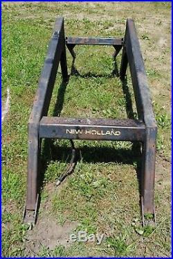 LOADER LIFT FRAME & UPPER ARMS 9821283/9611931 New Holland L554 SKID STEER