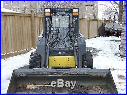Lexan Polycarbonate LX 885 NEW HOLLAND Skid steer loader door plus sides