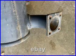 Muffler fits LS140 Ls150 LX465 LX485 New Holland skid steer, NEW, OEM 86536333