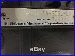 N4LDI Shibaura Engine NEW Fits Case New Holland 2.216 OEM Tier 4 L220 SR185