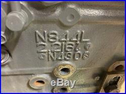 N844LT 2.2 Shibaura Engine Used Fits 420 420CT Case Skid Steer L175 New Holland