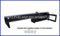 NEW 35 TON INVERTED LOG / WOOD SPLITTER ATTACHMENT Skid Steer Loader Tree Shear