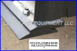NEW 60 SD LOW PROFILE BUCKET Skid-Steer Loader Attachment Holland Terex Case 5