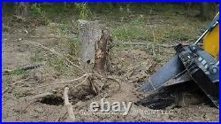 NEW 62 XL STUMP BUCKET ATTACHMENT SEVERE DUTY Kubota Skid-Steer Track Loader