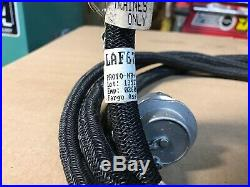NEW Fargo New Holland Skid Steer Attachment Relay Wire Harness Assembly LAF6725