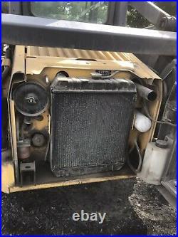 NEW HOLLAND LS170 Skid Steer Loader DIESEL New Tires Low Hours NICE