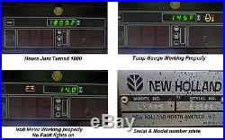 New Holland Lx665 Ls170 Skid Steer Loader 50hp Diesel