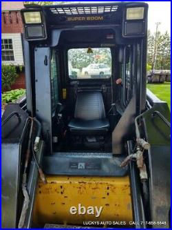 NEW HOLLAND LX865 Skid Steer Loader Cab Heat HIGH FLOW 60HP JUST FULL SERVICED