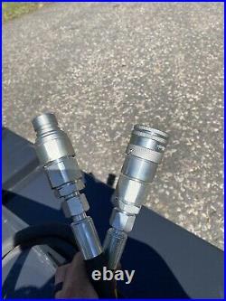 NEW Jct 72 Skid Steer Quick Attach Brush Cutter