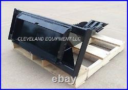 NEW MINI XL STUMP BUCKET ATTACHMENT Bobcat 463 S70 MT50 Skid Steer Track Loader